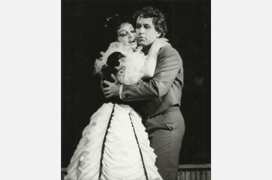 Две свадьбы в одну ночь