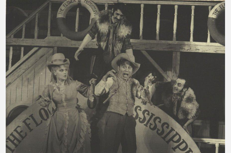 Історія театру